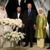 Cumhurbaşkanı Erdoğan, Gökhan Töre'nin nikah şahidi oldu