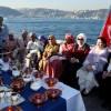 Emine Erdoğan, yabancı misafirlerini ağırladı
