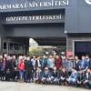 Genç Gelecek öğrencileri Marmara Üniversitesi'nde