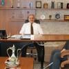 15 Temmuz Gazisi İlhami Çil, Başkan Hasan Can'ı ziyaret etti