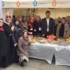 AK Kadınlar, Arakanlı Müslüman kardeşleri için meydanlarda