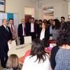 Başkan Erdem, öğretmenler gününde okulları ziyaret etti
