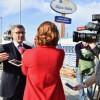 Başkan Hilmi Türkmen, TRT'ye Üsküdar Meydanı'ndaki çalışmaları anlattı