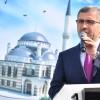 Başkan Türkmen'den Çamlıca Camii müjdesi