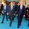 Dışişleri Bakanı Mevlüt Çavuşoğlu, İBB'de