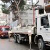 Kadıköy'de yine inşaat kazası
