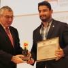 Taha Akgül'e 'Sportif Davranış' büyük ödülü