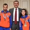 Üsküdar Belediyesi'nin Down Sendromlu Sporcuları dünya şampiyonasına gidiyor