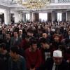 Aziz Bayraktar Camii ibadete açıldı