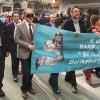 Barikat Film Festivali, Bağcılarlı engellilerin Taksim'e yürüyüşüyle başladı