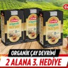 Çaykur'dan organik çay kampanyası!