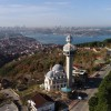 İstanbul Boğazı'nı, Beykoz Karlıtepe Merkez Camii'nin seyir terasından izleyin