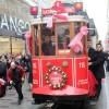 İstiklal Caddesi, nostaljik tramvayına yeniden kavuştu
