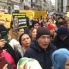 Kudüs gündemini değiştirmek isteyen sözde hayvanseverler Taksim'de toplandı!
