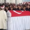 Afrin Şehidi son yolculuğuna uğurlandı