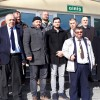 AK Parti Beykoz ilçe teşkilatı, FSM davası için Silivri'de