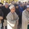 Başbakan Yıldırım, ilkokul öğretmeni Galip Kumbar'ın cenazesine katıldı