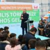 Başkan Poyraz spor parkını açtı