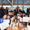 Başkan Türkmen, Üsküdarlı öğrencilere boğaz turu ile karne dağıttı