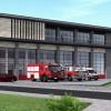 Çekmeköy'e İtfaiye binası yapılıyor