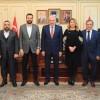 İstanbul Kızılay'dan İBB Başkanı Uysal'a ziyaret