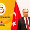 Mustafa Cengiz Galatasaray'ın yeni başkanı