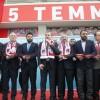 Sancaktepe 15 Temmuz Stadyumu ve Sporcu Performans Laboratuvarı açıldı