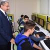 Sancaktepe Belediyesi'nin yaptığı El Cezeri Bilgi Evi açıldı