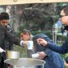 """Üsküdar Belediye Başkanı Hilmi Türkmen, """"Çorba bizden, derslere çalışmak sizden"""""""