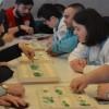 Üsküdarlı Down Sendromlu gençler mangala turnuvası düzenledi