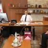 Arzu Demir'den Başkan Can'a ziyaret