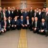 AK Parti Ümraniye İlçe Teşkilatı önce gruba katıldı, ardından Ataş'ı ziyaret etti