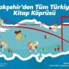 Başakşehir Belediyesi'nden kitap köprüsü
