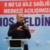 Başkan Poyraz, Sultançiftliği'nde 9 No'lu Aile Sağlık Merkezi'nin açılışını gerçekleştirdi