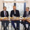 Başkan Poyraz, zabıta müdürlerini ağırladı