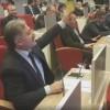 Battal İlgezi'yi kırmızı kartla ihraç eden İsmail Levent, Başkan İlhami Yılmaz'a şimdilik sarı kart gösterdi!