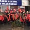 Beykozlu AK Kadınlar, 'Sevgililer Günü'nü böyle kutladı!