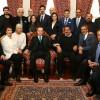 Cumhurbaşkanı Erdoğan, sanatçılarla buluştu