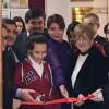 Erenköy Kız Anadolu Lisesi'nde revir ve sergi açılışı