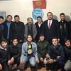Kadıköy'de pırıl pırıl bir gençlik bulduk