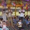 Sadaka Taşı, Bangladeş'te yaşayan Arakanlı Müslümanlara üç okul yaptırdı