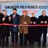Sancaktepe Polis Amirliği ve Çocuk Büro Amirliği hizmet binası açıldı