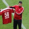 Sivaslı İsmail Erdem'den Afrin Gazisi Sivaslı Hakkı Aytekin'e Sivasspor forması!