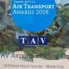 TAV'a en iyi havalimanı işletme ödülü