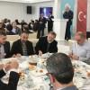 Başkan Çelikbilek, Beykoz'da din görevlileri ile buluştu