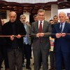 """Başkan Hilmi Türkmen, """"Hat ve Hattatlar Albümü"""" sergisini açtı"""