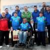 Beykoz Belediyesi hentbol takımı, Darülaceze'yi ziyaret etti
