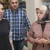 Ebru Yaşar, Beykoz Belediyesi Sosyal Market'e destek verdi