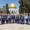 İBB meclis üyeleri, Kudüs'te