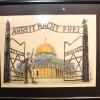 """İstanbul'da """"Mirasımız Kudüs Uluslarası Karikatür Sergisi"""" açıldı"""